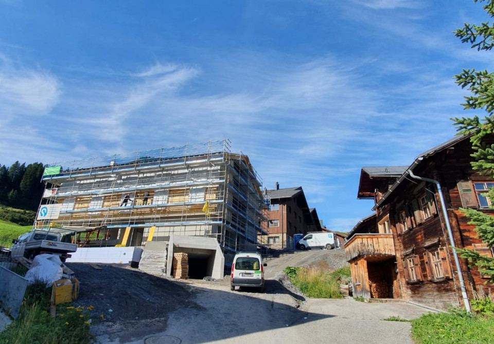 "Appartmenthaus ""Guggis"" in Warth"