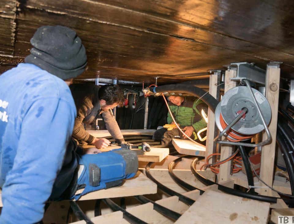 Neuartige Technologie zur Wärmegewinnung in Hittisau